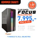 Club Gamer Focus