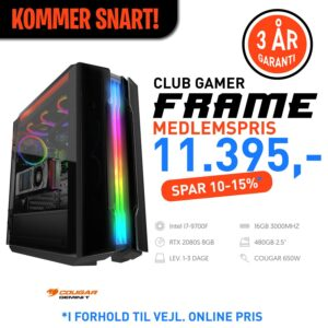 Club Gamer Frame